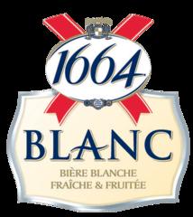 Пиво Kronenbourg 1664 Blanc