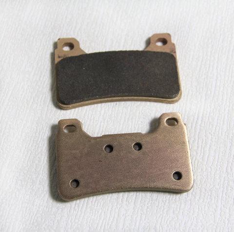 Синтетические тормозные колодки для Honda CBR 600 RR, 1000 RR, VFR 800 F