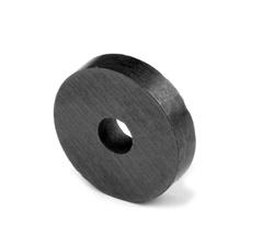 Магнит 14.9х6.3х7.2 мм, кольцо, феррит