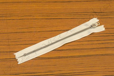 Молния неразъёмная однозамковая YKK (14 см) 09-23-0001-12