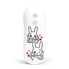 Вибратор для стимуляции клитора Tokidoki 10 function Purple Bunny 65434, розовый