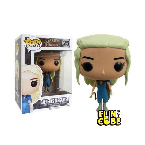 Funko Game of Thrones Daenerys Targaryen (Blue Dress) (No.25)