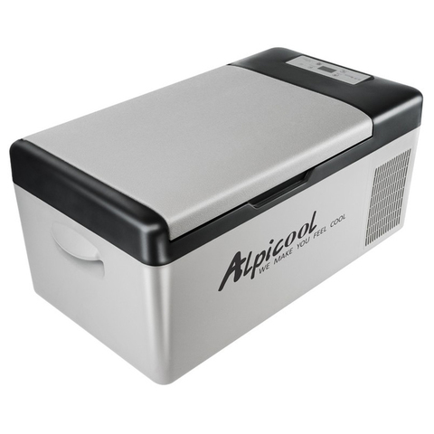 Компрессорный автохолодильник Alpicool C15 (15 л, 12/24/220)