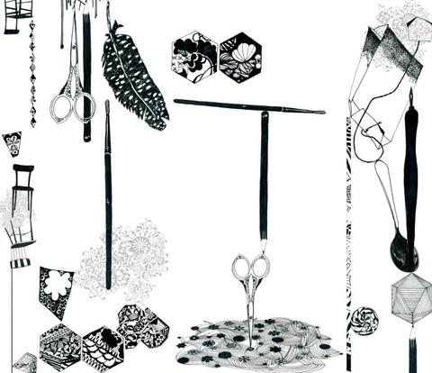 Панно Tres Tintas Art Gallery GA015D, интернет магазин Волео
