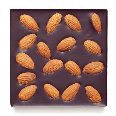 Со сладким миндалём, 72% какао