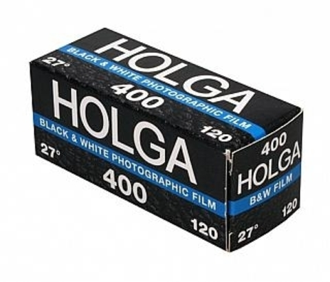 Фотопленка Holga 400/120