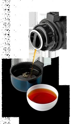 Термос универсальный (для еды и напитков) LaPlaya Traditional (1,8 литра), синий