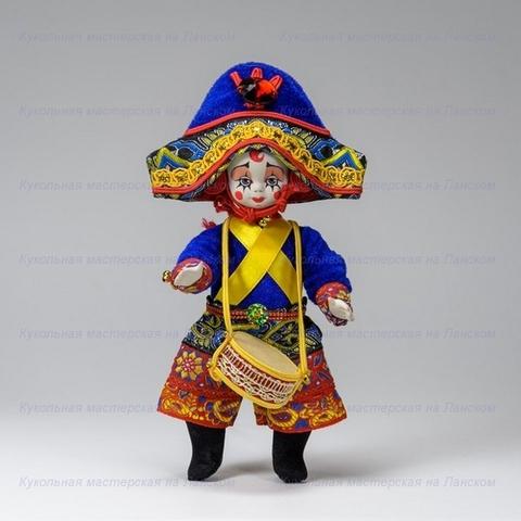 Барабанщик - интерьерная кукла