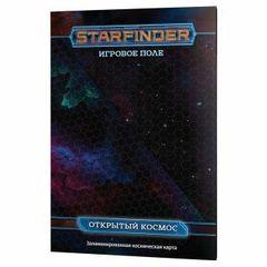 Старфайндер: Игровое поле Открытый космос / Starfinder Flip-Mat: Basic Starfield