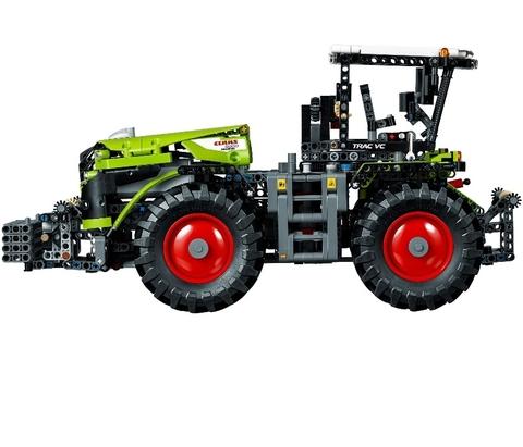 LEGO Technic: Claas Xerion 5000 Trac VC 42054 — Лего Техник