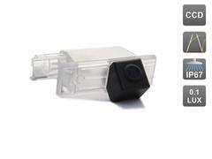 Камера заднего вида для Fiat Scudo 07+ Avis AVS326CPR (#140)