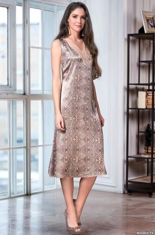 Ночная сорочка  Mia-Amore SEVILIA 3468 (70% натуральный шелк)
