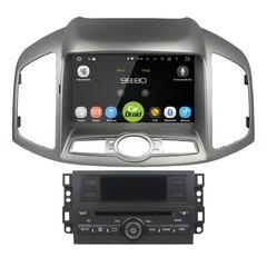 Штатная магнитола на Android 8.0 для Chevrolet Captiva 12-16 Roximo CarDroid RD-1303