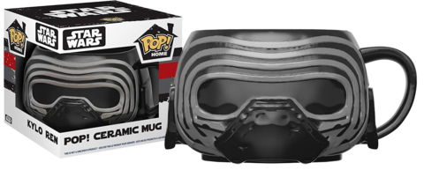 Кружка Funko POP! Home: Star Wars: EP 8 TLJ: Kylo Ren Mug 22029