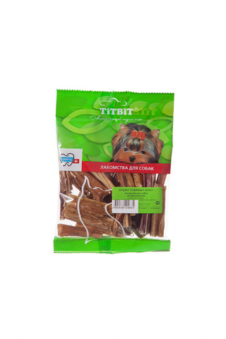 Titbit кишки говяжьи мини - мягкая упаковка