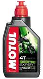 Motul Scooter Expert 4T MB 10W40 (1л) – Полусинтетическое масло для 4Т скутеров