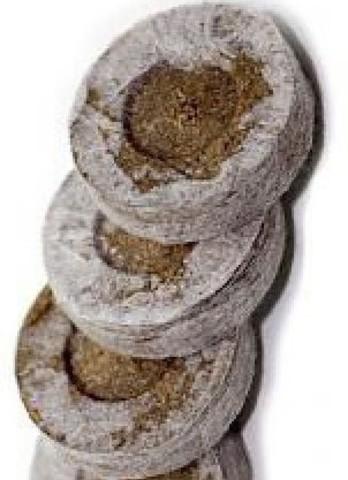 Торфяная таблетка Jiffy-7, 33 мм