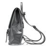 Рюкзак женский JMD Double 8008 Серый