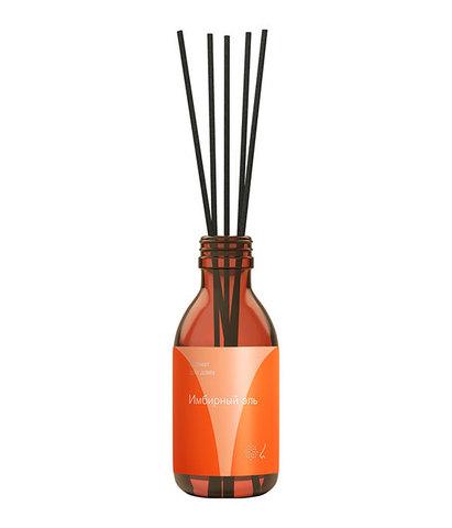 Диффузор ароматический с палочками Имбирный эль, Библиотека ароматов
