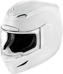 Мотошлем - ICON AIRMADA GLOSS (белый)
