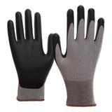 Перчатки SKIN CLEAN из смесовой пряжи с покрытием из полимерполиуретана (Nitras)