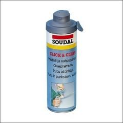 Очиститель монтажной пены SOUDAL Click&Clean