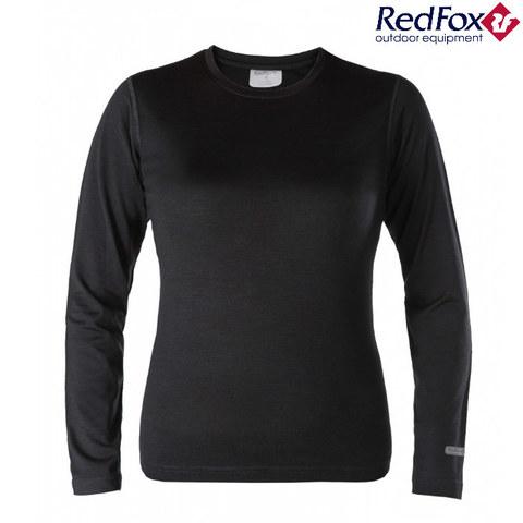 футболка с длинным рукавом Merino Light Женская