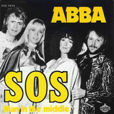 ABBA / SOS + Man In The Middle (7' Vinyl Single)