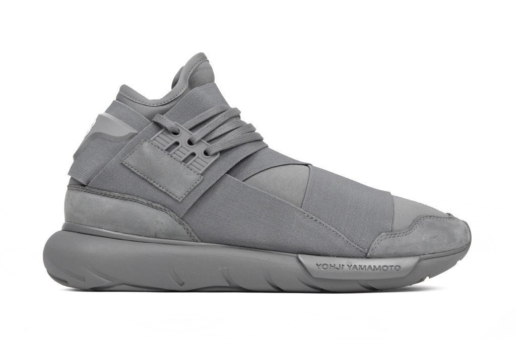 Adidas Y-3 Qasa Racer High (Vista Grey) (003)