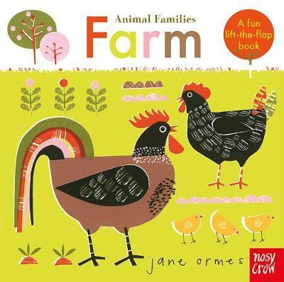 Kitab Animal Families: Farm | Jane Ormes