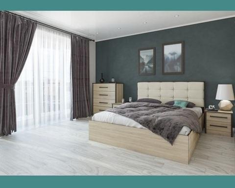 Спальня модульная ЛИРИКА-7