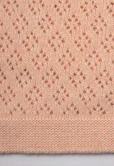 Плед детский 100х150 Luxberry Imperio 81 розовый