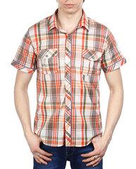 849-2 рубашка мужская, цветная