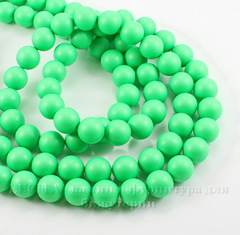 5810 Хрустальный жемчуг Сваровски Crystal Neon Green круглый 12 мм