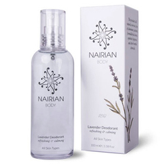 Дезодорант с эфирным маслом лаванды, Nairian