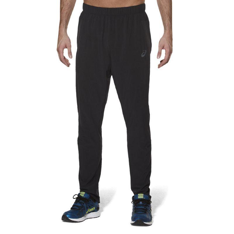 Мужские штаны для бега Asics Woven Pant (125070 0904)  фото