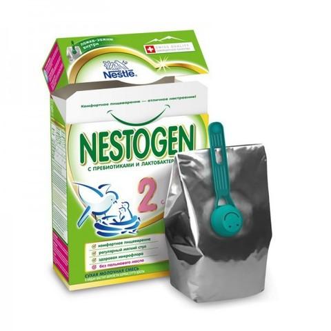 NESTOGEN® 2 Сухая молочная смесь с 6 месяцев 700 г