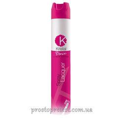 BBcos Spray lacquer - Лак сильной фиксации для волос (аэрозоль)