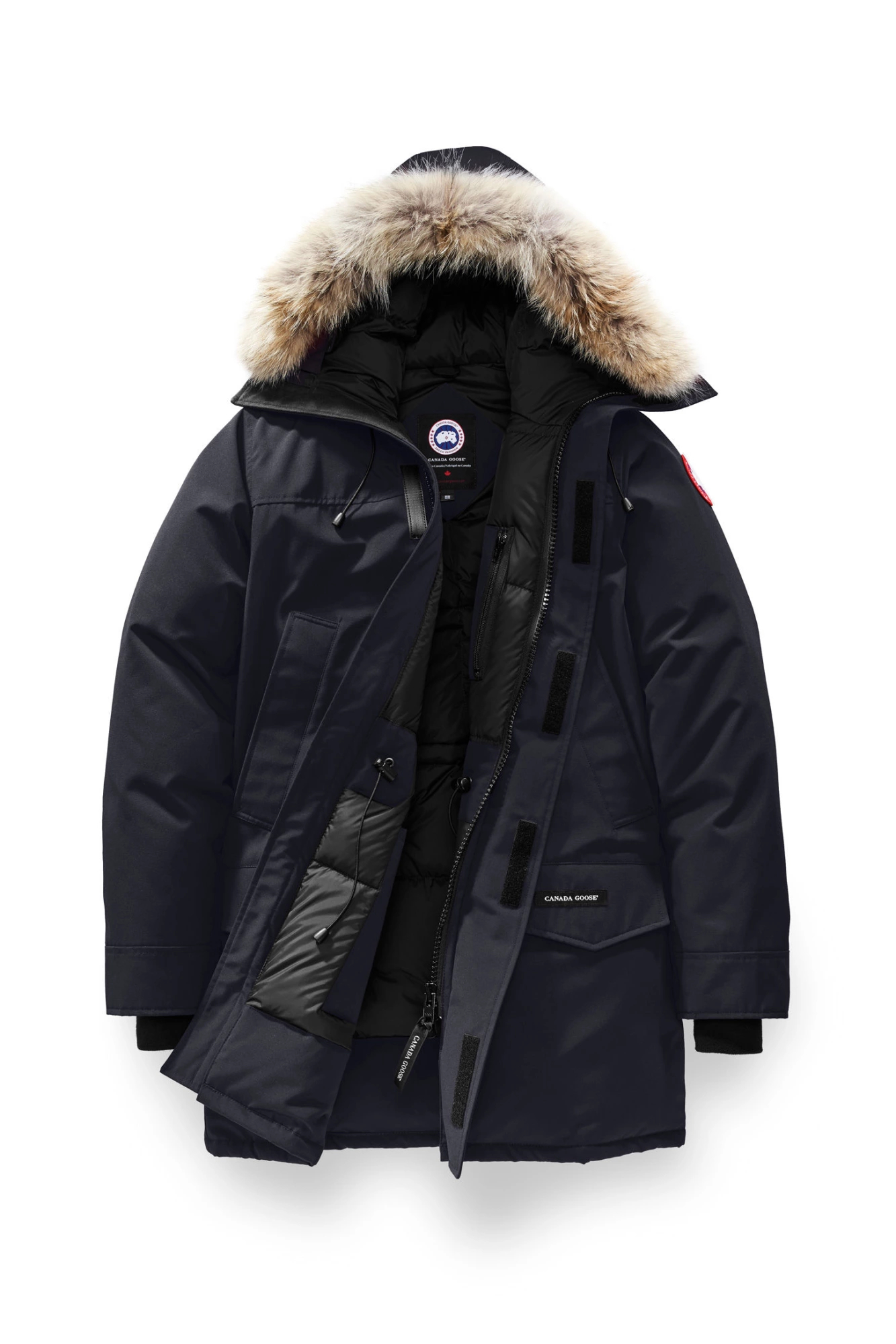 LANGFORD PARKA DARK BLUE 2062