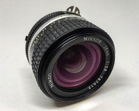 Nikon 28mm F 2.8 Nikkor комиссия