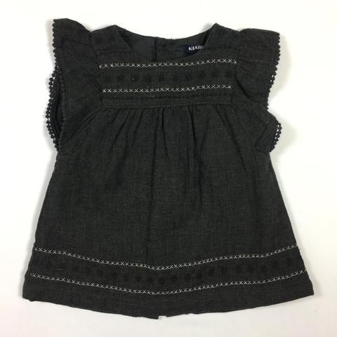 Красивое платье Kiabi на 3 месяца