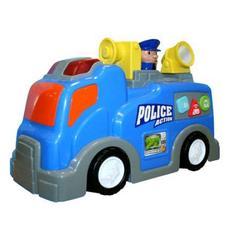 Keenway Полицейская машинка, со звуком (12672)