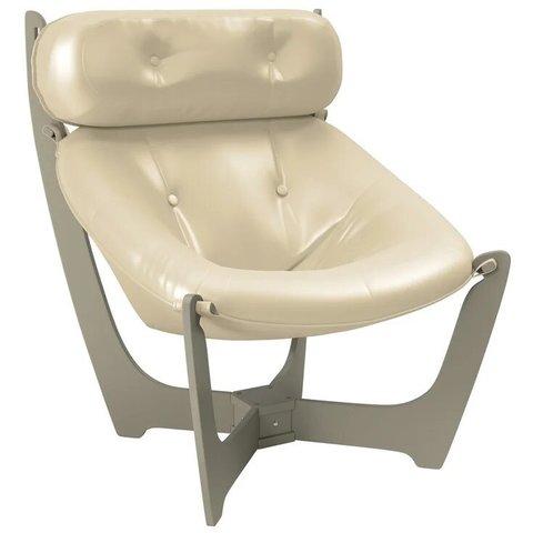 Кресло для отдыха Комфорт Модель 11 серый ясень/Oregon 106, 013.011