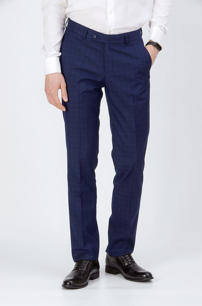 Брюки Slim Fit CESARE MARIANO / Брюки зауженные slim fit IMGP9216.jpg