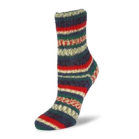 Носочная пряжа Rellana Flotte Socke Christmas 2401 заказать