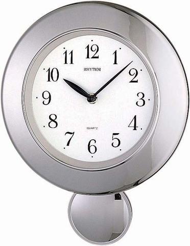 Настенные часы Rhythm 4MP726WS19