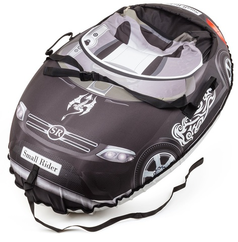 Тюбинг Small Rider Snow Cars BM Mers черный