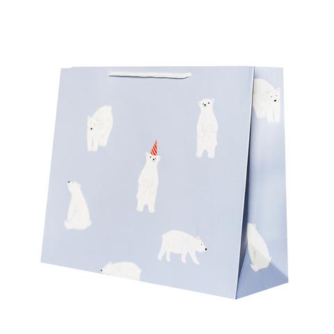 Пакет Polar Bear подарочный