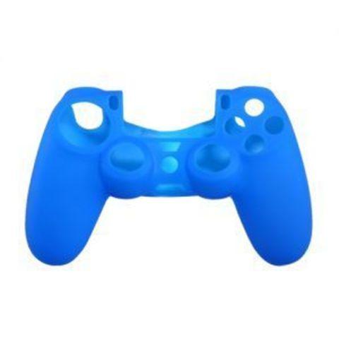 Sony PS4 Чехол для геймпада DualShock 4 (синий)
