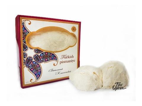 Сладость турецкая Пишмание вкус Ванильный классический, 125 гр